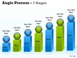 Angle Process With 7 Stages For Business