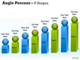 Angle Process With 8 Stages For Business