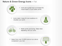 Animal Cycle Nuclear Plant Green Energy Ppt Icons Graphics