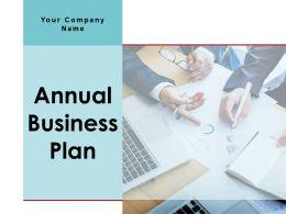 Annual Business Plan Powerpoint Presentation Slides