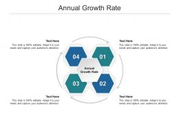 Annual Growth Rate Ppt Powerpoint Presentation Outline Portfolio Cpb