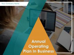 Annual Operating Plan In Business Powerpoint Presentation Slides