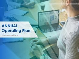 Annual Operating Plan PowerPoint Presentation Slides