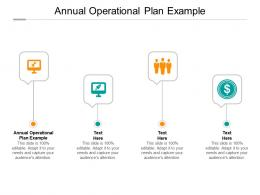 Annual Operational Plan Example Ppt Powerpoint Presentation Model Background Designs Cpb