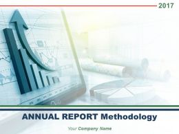 Annual Report Methodology Powerpoint Presentation Slides