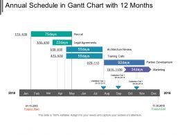 annual_schedule_in_gantt_chart_with_12_months_Slide01