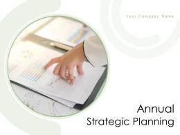 Annual Strategic Planning Powerpoint Presentation Slides