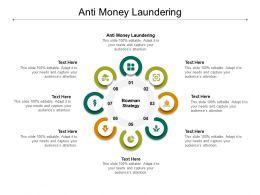 Anti Money Laundering Ppt Powerpoint Presentation Infographics Skills Cpb