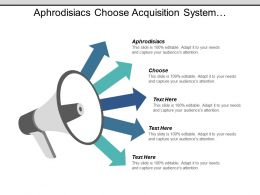 Aphrodisiacs Choose Acquisition System Convenience Plan Cpb