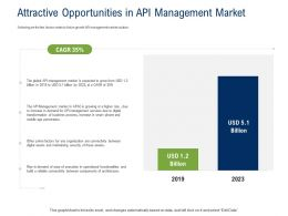 API Ecosystem Attractive Opportunities In API Management Market Ppt Powerpoint Presentation Formats