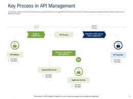 API Ecosystem Key Process In API Management Ppt Powerpoint Presentation Ideas Graphics