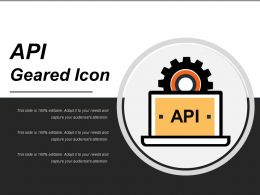 Api Geared Icon