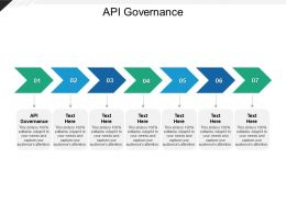API Governance Ppt Powerpoint Presentation Show Grid Cpb