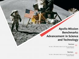 Apollo Mission Benchmarks Advancement In Science And Technology