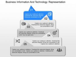 app Business Information And Technology Representation Powerpoint Template