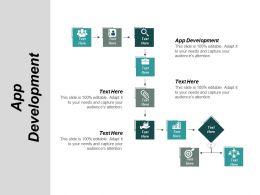 App Development Ppt Powerpoint Presentation Gallery Template Cpb
