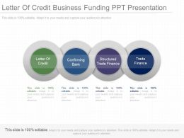 App Letter Of Credit Business Funding Ppt Presentation