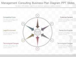 app_management_consulting_business_plan_diagram_ppt_slides_Slide01