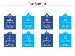 App Rankings Ppt Powerpoint Presentation Gallery Cpb