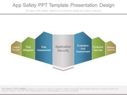 app_safety_ppt_template_presentation_design_Slide01