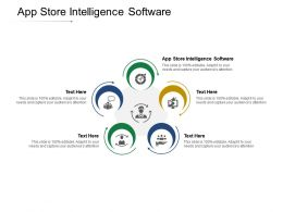 App Store Intelligence Software Ppt Powerpoint Presentation Infographics Ideas Cpb