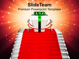 Applause The Winner With Award PowerPoint Templates PPT Themes And Graphics 0513