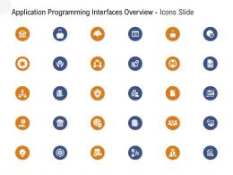 Application Programming Interfaces Overview Icons Slide Ppt Powerpoint Presentation Summary Objects