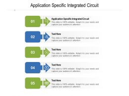 Application Specific Integrated Circuit Ppt Powerpoint Presentation Portfolio Outline Cpb