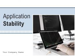 Application Stability Process Assessment Framework Potential Architecture Analytics