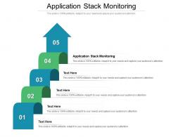 Application Stack Monitoring Ppt Powerpoint Presentation Model Layouts Cpb