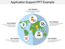 Application Support Ppt Example