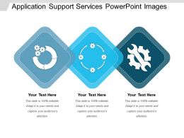 Application Support Services Powerpoint Images