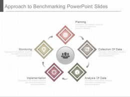Approach To Benchmarking Powerpoint Slides