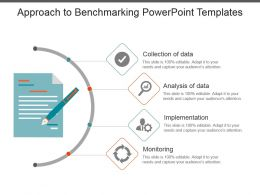 Approach To Benchmarking Powerpoint Templates