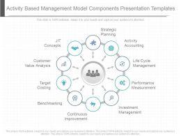 47389084 Style Cluster Surround 10 Piece Powerpoint Presentation Diagram Infographic Slide