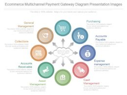 Apt Ecommerce Multichannel Payment Gateway Diagram Presentation Images
