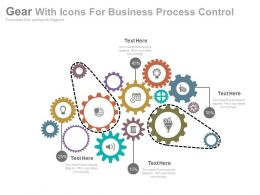apt_gears_with_icons_for_business_process_control_flat_powerpoint_design_Slide01