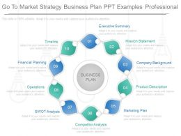 Apt Go To Market Strategy Business Plan Ppt Examples Professional
