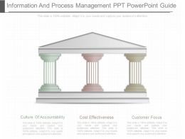 Apt Information And Process Management Ppt Powerpoint Guide