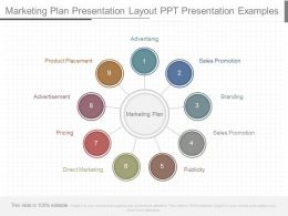 Apt Marketing Plan Presentation Layout Ppt Presentation Examples