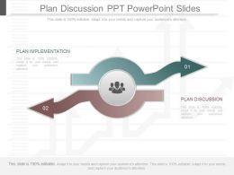 Apt Plan Discussion Ppt Powerpoint Slides