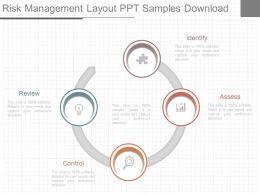 Apt Risk Management Layout Ppt Samples Download