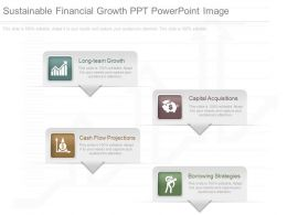 Apt Sustainable Financial Growth Ppt Powerpoint Image