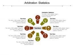 Arbitration Statistics Ppt Powerpoint Presentation Summary Templates Cpb