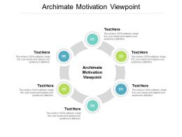 Archimate Motivation Viewpoint Ppt Powerpoint Presentation Icon Structure Cpb