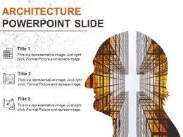 architecture_powerpoint_slide_sample_of_ppt_Slide01