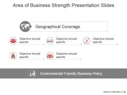 Area Of Business Strength Presentation Slides