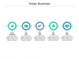 Areas Business Ppt Powerpoint Presentation Styles Topics Cpb