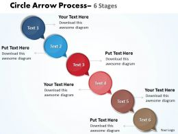 Arrow 6 Stages 3