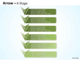 Arrow 6 Stages 4